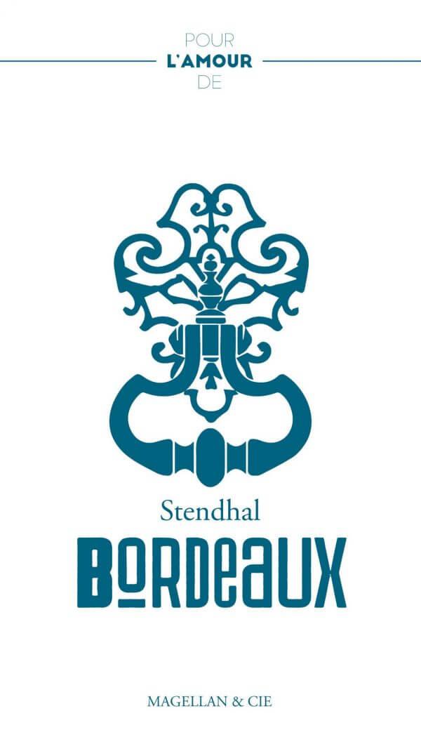 Bordeaux - Couverture Livre - Collection Pour l'amour de - Éditions Magellan & Cie