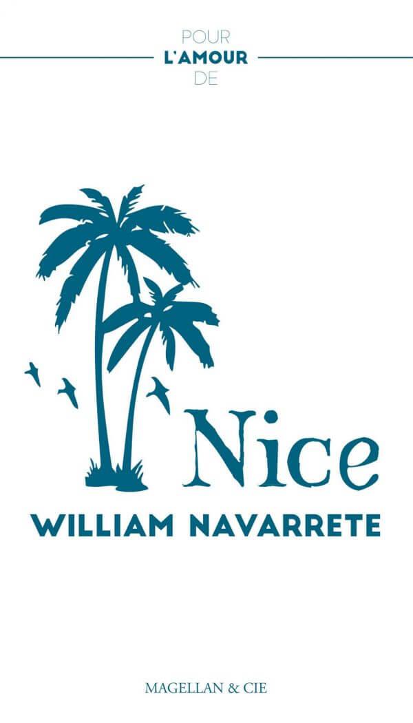 Nice - Couverture Livre - Collection Pour l'amour de - Éditions Magellan & Cie