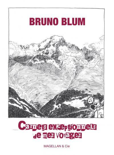 Carnets Exceptionnels De Mes Voyages - Couverture Livre - Collection Coups de crayon - Éditions Magellan & Cie