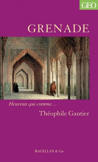 Grenade - Couverture Livre - Collection Heureux qui comme... - Éditions Magellan & Cie