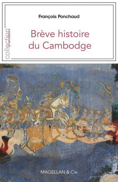 Brève Histoire du Cambodge - Couverture Livre - Collection Je est ailleurs - Éditions Magellan & Cie