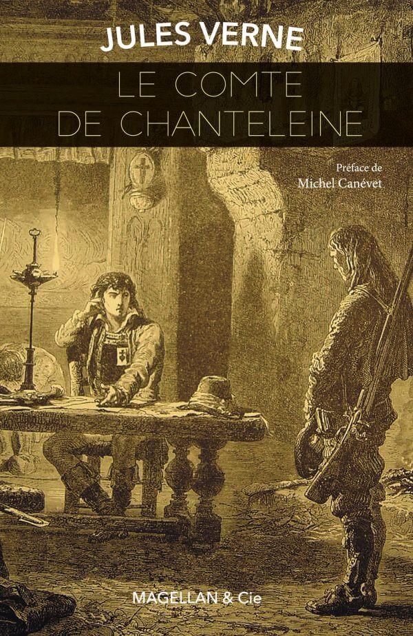 Le Comte De Chanteleine - Couverture Livre - Collection Jeunesse > Albums, Les P'tits Magellan: à partir de 3 ans - Éditions Magellan & Cie