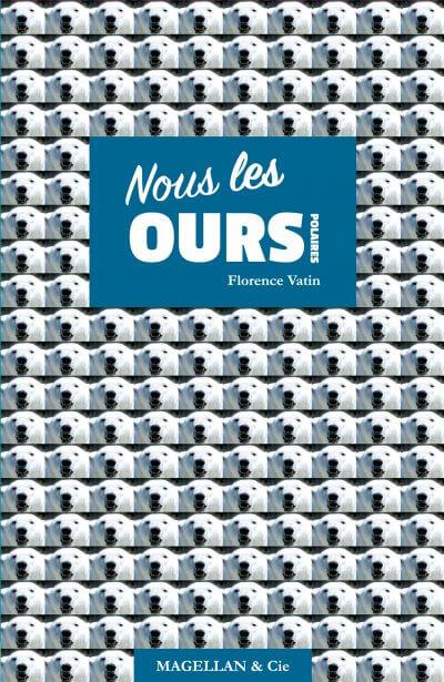 Nous Les Ours - Couverture Livre - Collection Mots de passe - Éditions Magellan & Cie