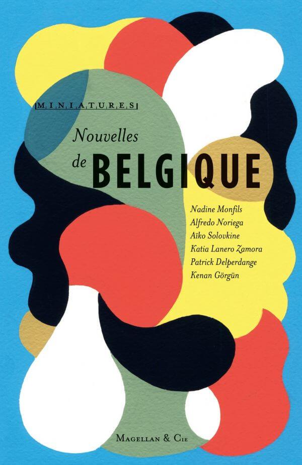 Nouvelles De Belgique - Couverture Livre - Collection Miniatures - Éditions Magellan & Cie