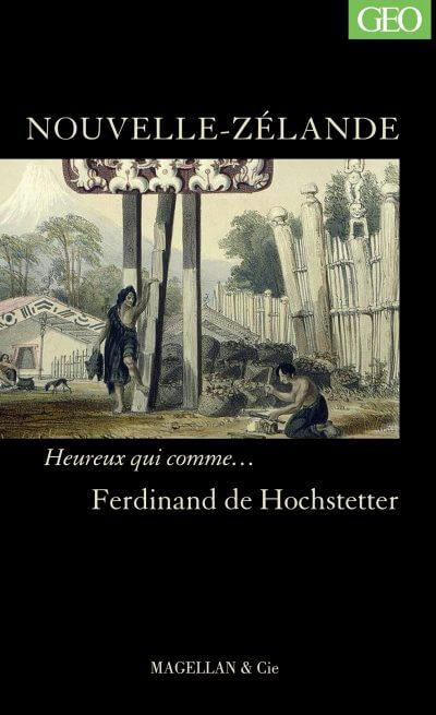 Nouvelle-Zélande - Couverture Livre - Collection Heureux qui comme... - Éditions Magellan & Cie
