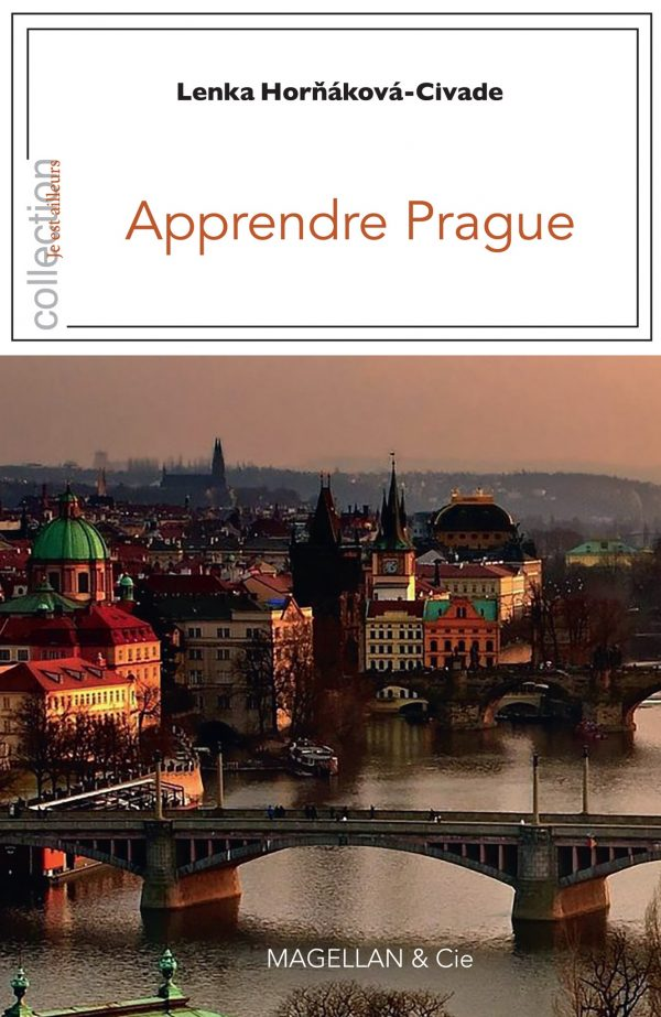 Apprendre Prague - Couverture Livre - Collection Je est ailleurs - Éditions Magellan & Cie