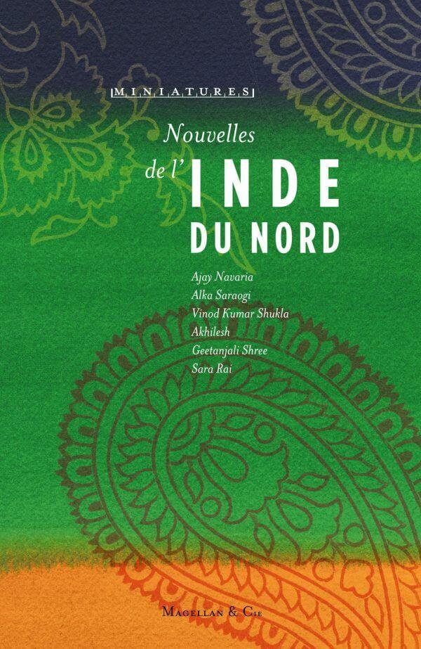 Nouvelles De L'inde du Nord - Couverture Livre - Collection Miniatures - Éditions Magellan & Cie