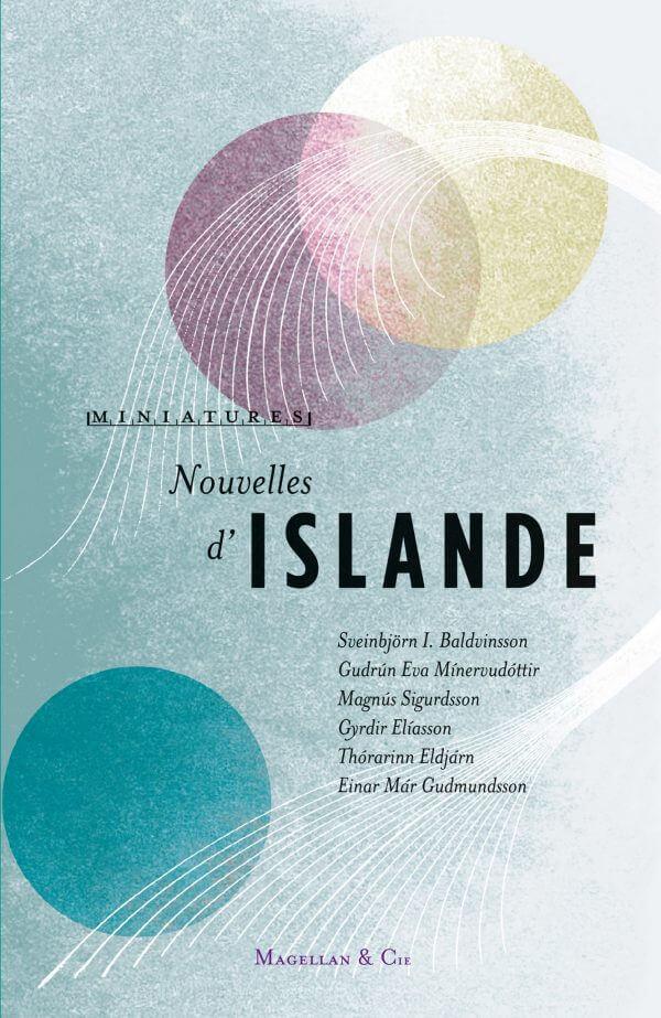 Nouvelles D'islande - Couverture Livre - Collection Miniatures - Éditions Magellan & Cie