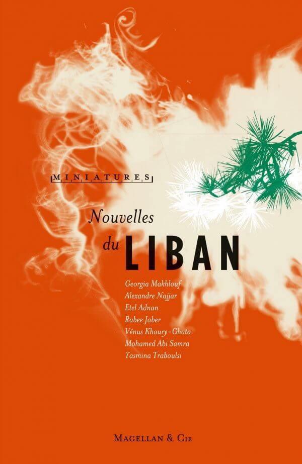 Nouvelles du Liban - Couverture Livre - Collection Miniatures - Éditions Magellan & Cie