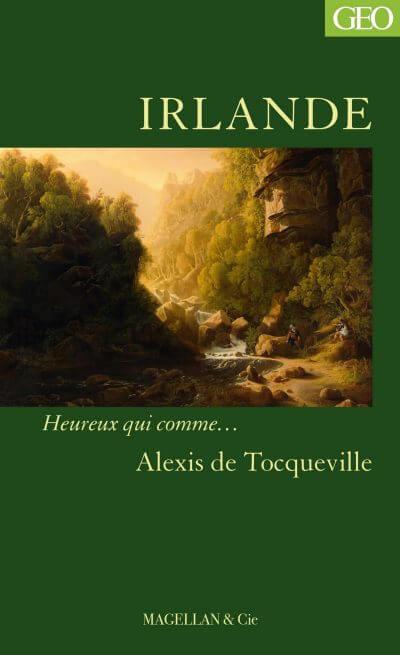 Irlande - Couverture Livre - Collection Heureux qui comme... - Éditions Magellan & Cie