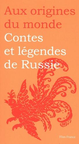 Contes et légendes de Russie - Couverture Livre - Collection Jeunesse > Aux origines du monde - Éditions Magellan & Cie
