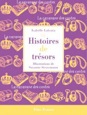 Histoires de trésors - Couverture Livre - Collection Jeunesse > La caravane des contes - Éditions Magellan & Cie