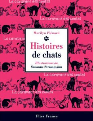 Histoires de chats - Couverture Livre - Collection Jeunesse > La caravane des contes - Éditions Magellan & Cie