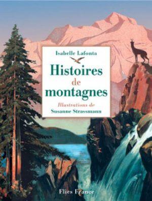 Histoires de montagnes - Couverture Livre - Collection Jeunesse > La caravane des contes - Éditions Magellan & Cie