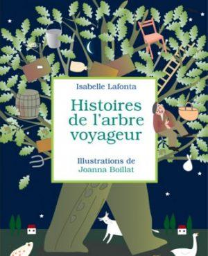 Histoires de l'arbre voyageur - Couverture Livre - Collection Jeunesse > La caravane des contes - Éditions Magellan & Cie