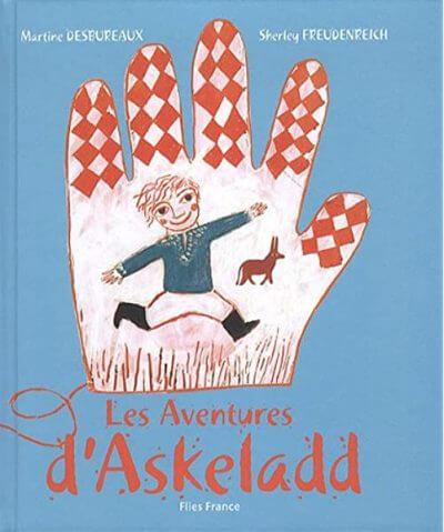 Les aventures d'Askeladd - Couverture Livre - Collection Jeunesse > Albums de contes - Éditions Magellan & Cie
