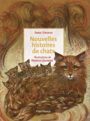 Nouvelles histoires de chats - Couverture Livre - Collection Jeunesse > La caravane des contes - Éditions Magellan & Cie