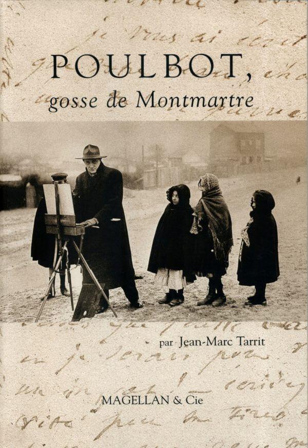 Poulbot, Gosse De Montmartre - Couverture Livre - Collection Traces et fragments - Éditions Magellan & Cie