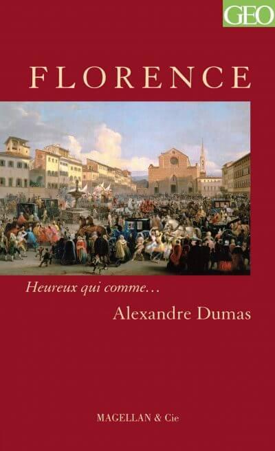 Florence - Couverture Livre - Collection Heureux qui comme... - Éditions Magellan & Cie