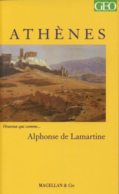 Athènes - Couverture Livre - Collection Heureux qui comme... - Éditions Magellan & Cie