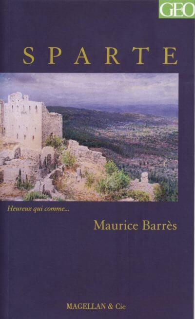 Sparte - Couverture Livre - Collection Heureux qui comme... - Éditions Magellan & Cie