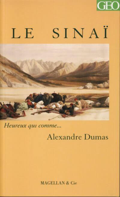 Le Sinaï - Couverture Livre - Collection Heureux qui comme... - Éditions Magellan & Cie