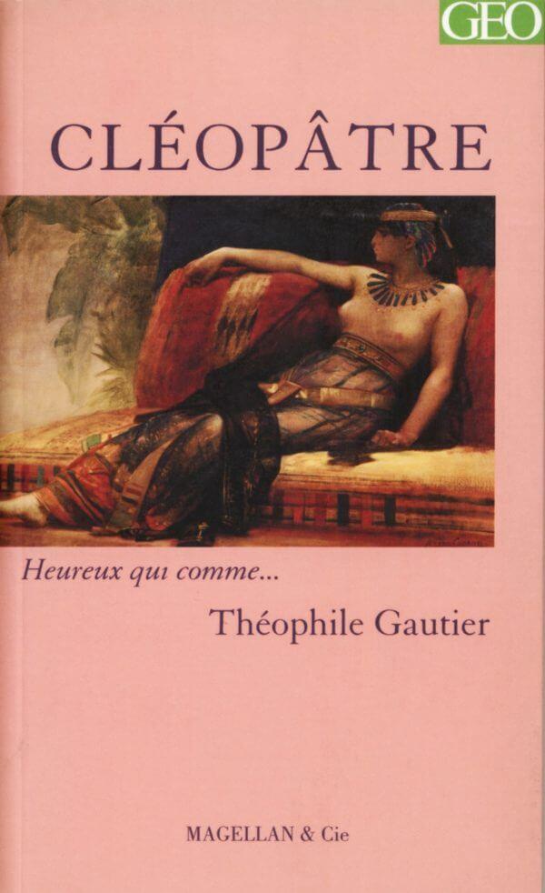 Cléopâtre - Couverture Livre - Collection Heureux qui comme... - Éditions Magellan & Cie