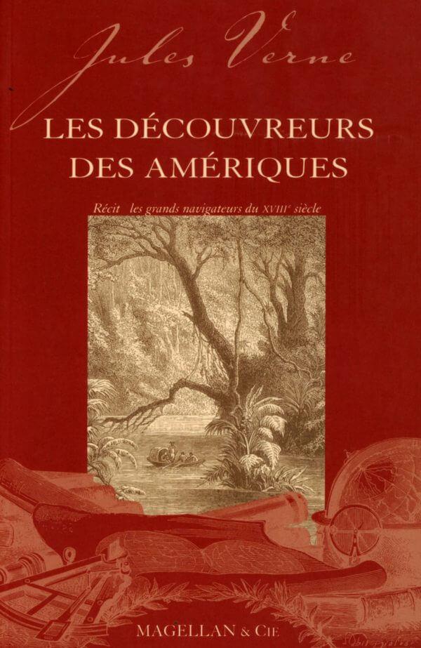 Les Découvreurs Des Amériques - Couverture Livre - Collection Les Explorateurs - Éditions Magellan & Cie