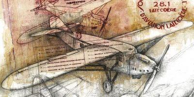 aeropostale de saint louis du senegal au cap juby editions magellan et cie 2