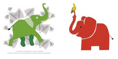 le voyage des elephants editions magellan et cie