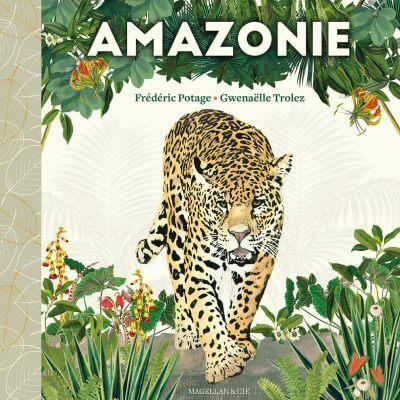 Amazonie - Couverture Livre - Collection Miniatures - Éditions Magellan & Cie